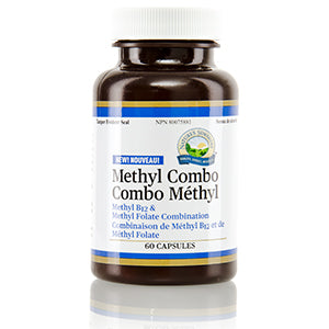 Nature's Sunshine Products, Methyl Combo (60 Capsules)