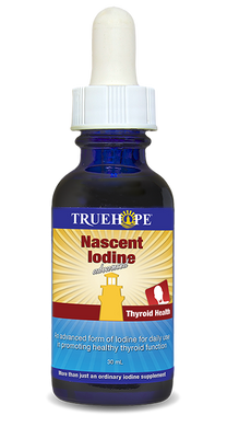 Truehope, Nascent Iodine (30 ml)