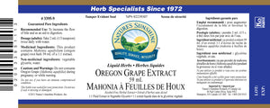 Nature's Sunshine Products, Oregon Grape Extract (59 ml)