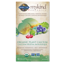 Garden of Life, Organic Plant Calcium (90 Vegan Tablets)