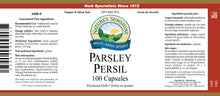 Nature's Sunshine Products, Parsley (100 Capsules)