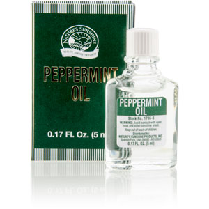 Nature's Sunshine Products, Peppermint Oil (5 ml)