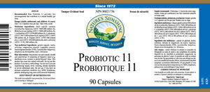 Nature's Sunshine Products, Probiotic Eleven (90 Capsules)