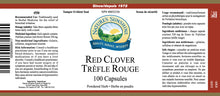 Nature's Sunshine Products, Red Clover (100 Capsules)