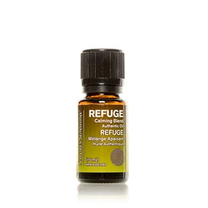 Nature's Sunshine Products, Essential Oil, REFUGE Calming Blend (15 ml)