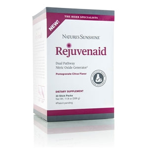 Nature's Sunshine Products, Rejuvenaid (30 Packets)