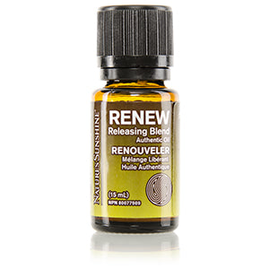 Nature's Sunshine Products, Essential Oil, Renew (15 ml)