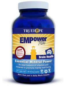 Truehope, EMPower Plus (120 Vcaps)