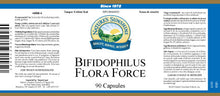 Nature's Sunshine Products, Bifidophilus Flora Force (90 Capsules)