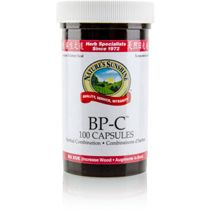 Nature's Sunshine Products, BP-C (100 Capsules)