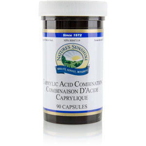 Nature's Sunshine Products, Caprylic Acid Combination (90 Capsules)