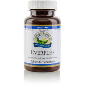 Nature's Sunshine Products, EverFlex with Hyaluronic Acid (60 Tablets)