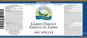Nature's Sunshine Products, Garden Essence (100 Capsules)