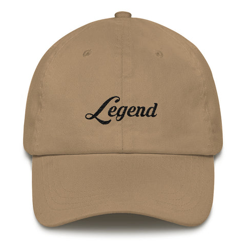 Legend Dad Hat