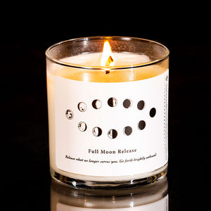 8 Oz. Full Moon Release Candle