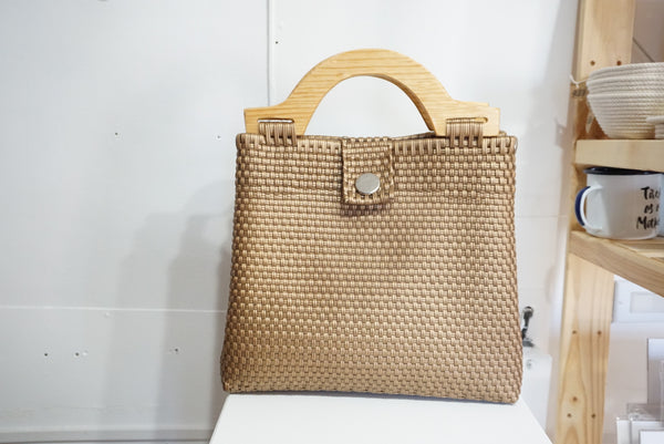 Woven Hand Bags - Multiple Colors