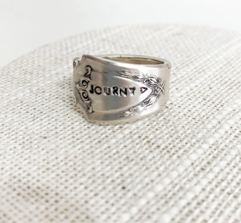 Journy Spoon Ring