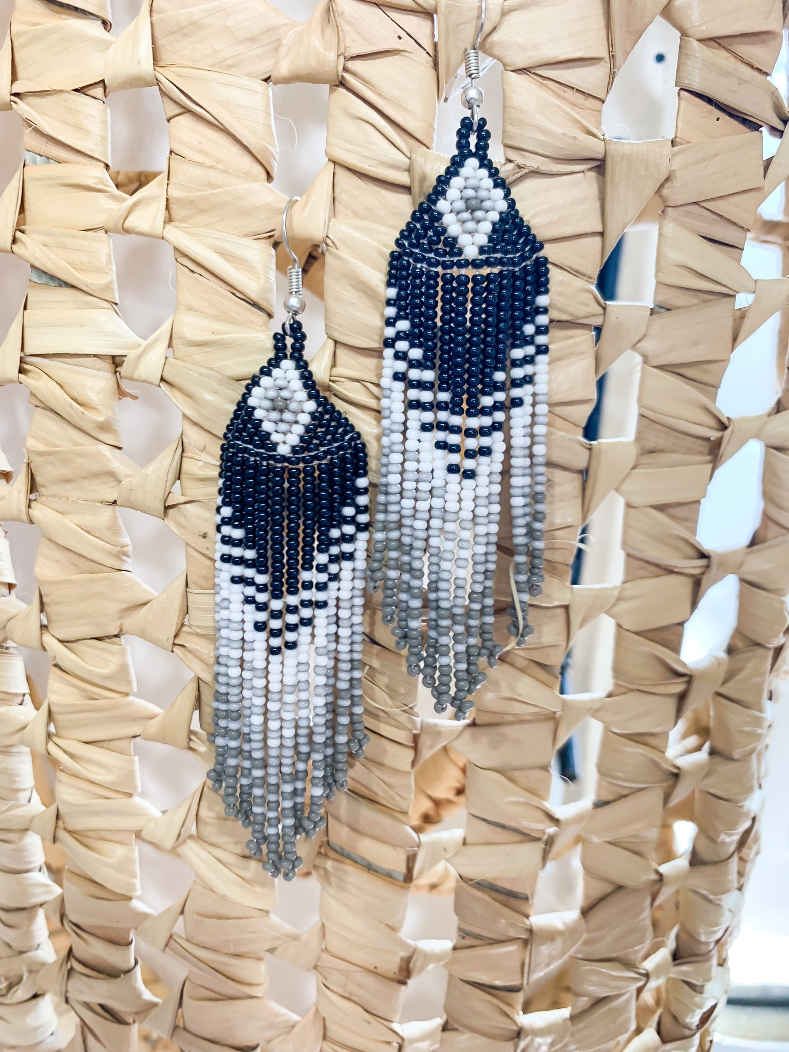 Empress Beaded Earrings