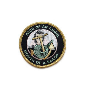 Iron on Patch - Mermaid