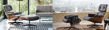 Eames Lounge Chairs – A Gift or a Statement of Love and Respect