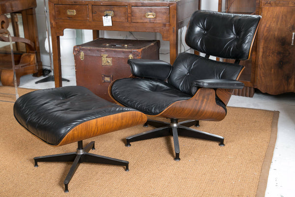 Eames Lounge Chair Classic Home
