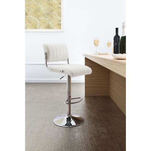 Juice Bar Chair White