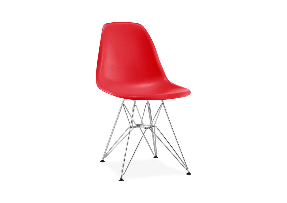 Red - Eiffel Dining Room Chair