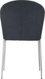 Oulu Dining Chair Graphite (Set of 4)