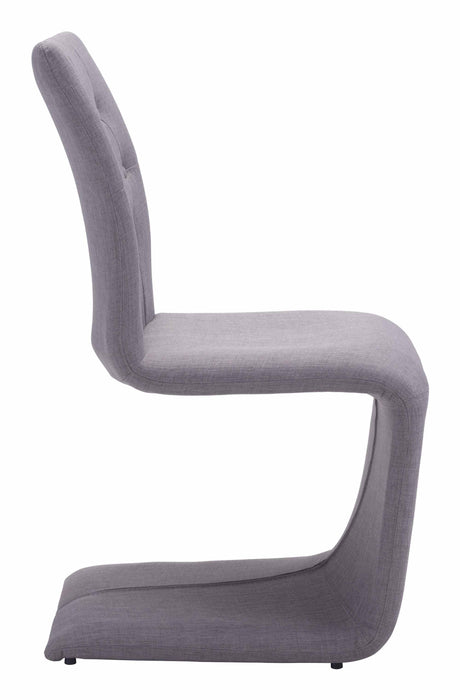 Hyper Dining Chair Beige (Set of 2)