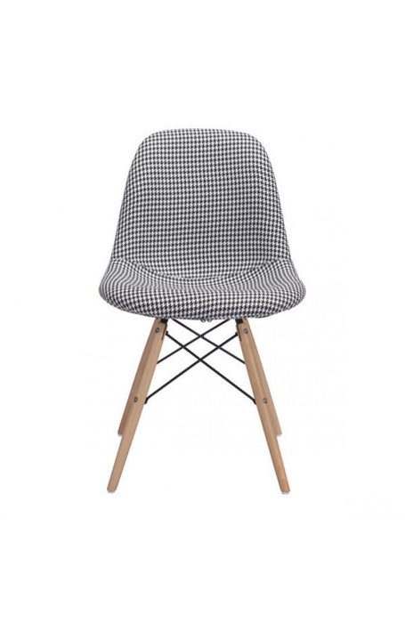 Sappy Dining Chair Houndstooth