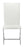 Delfin Dining Chair White (Set of 2)