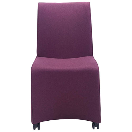 Whittle Dining Chair Purple (Set of 2)