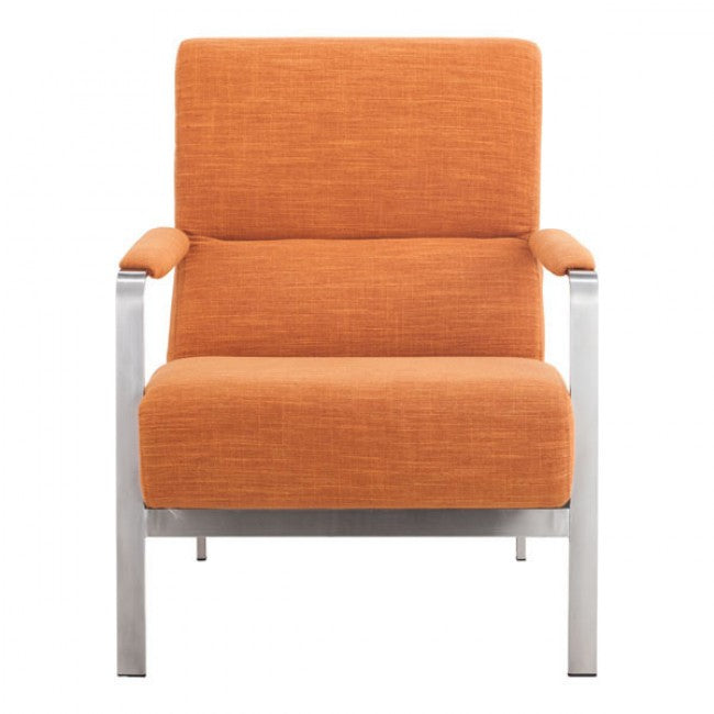 Jonkoping Arm Chair Orange