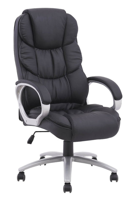 Executive Black PU Task Chair