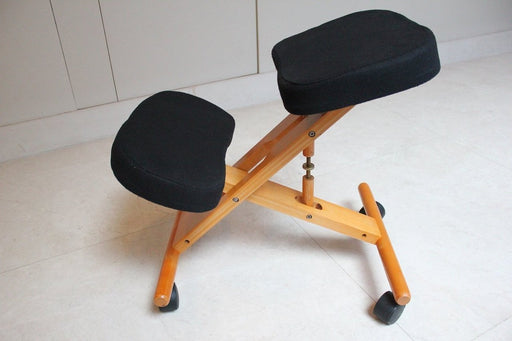 Kneeling Chair Wooden Frame