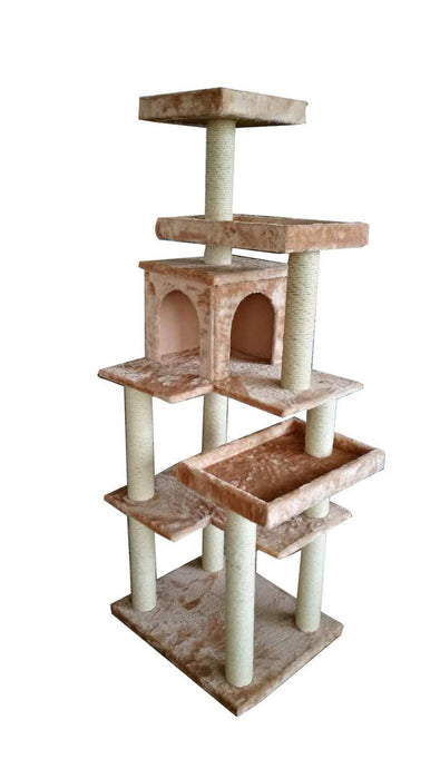 Cat Tree Post Pet House