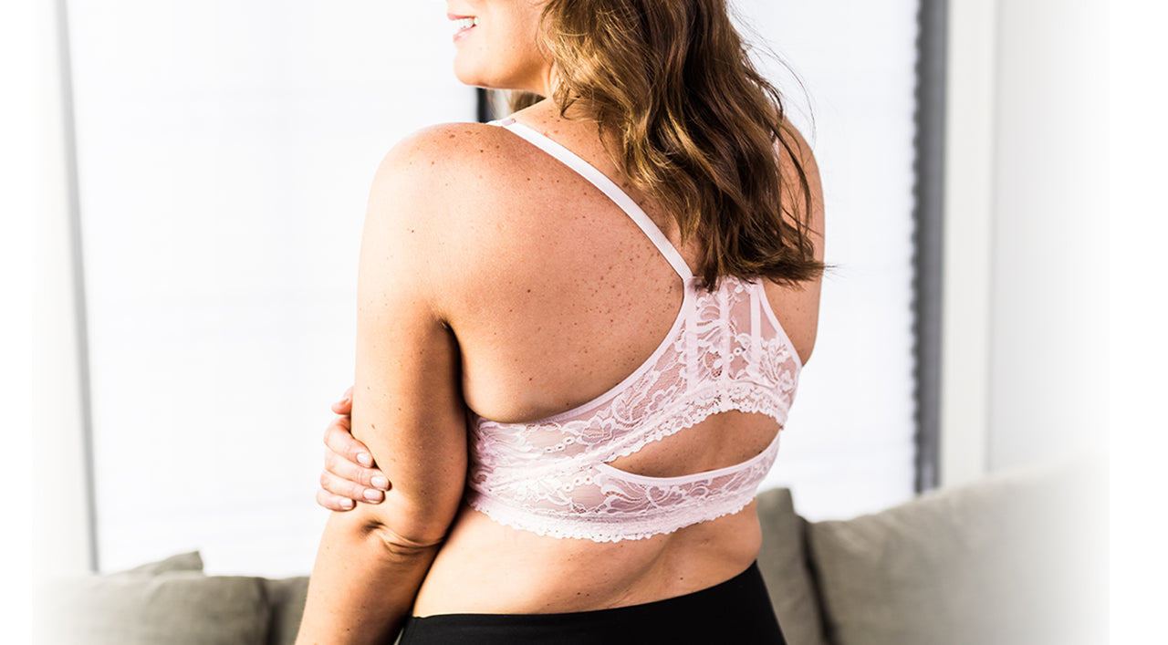 Take 5: 5 Rockin' Reasons to Wear Racerback Bras + 5 Racerback Bras You'll Love