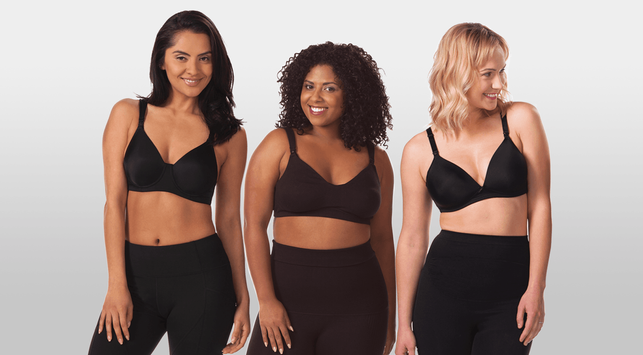Fall in Love with your Full Figure Bras
