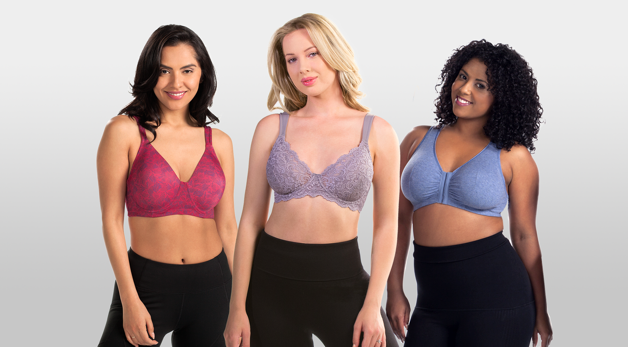 The Best Plus Size Bras for Your Spring Tops