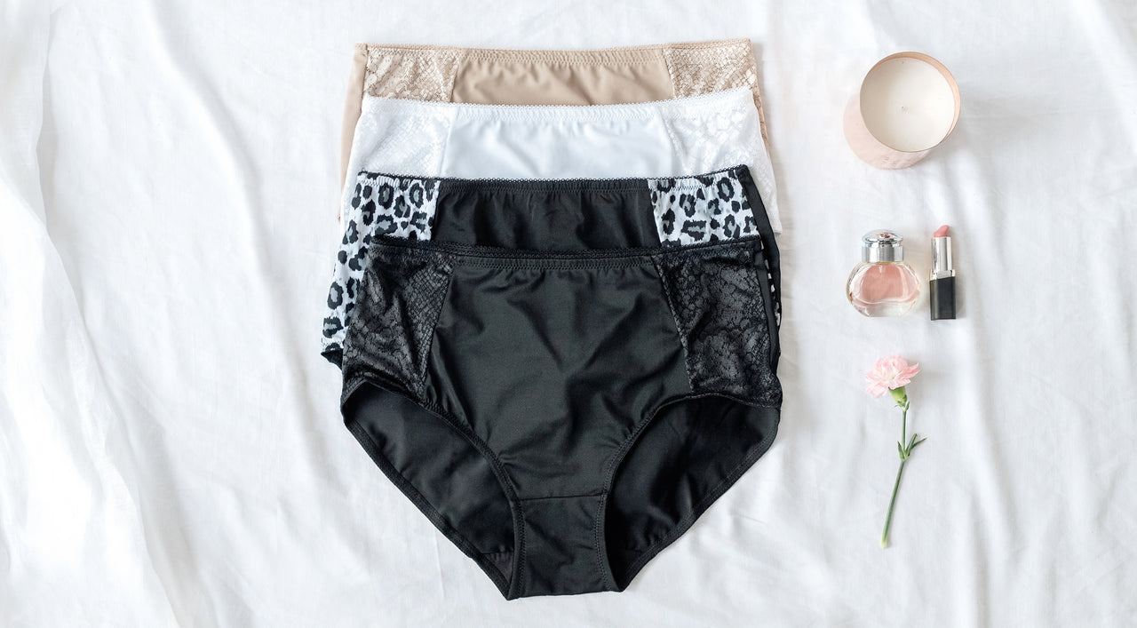 Keep Your Cool with Comfort Fresh Cooling Panties