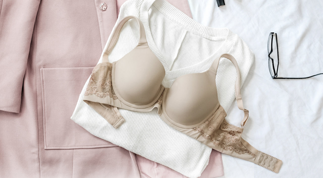Your #1 Bra Priority: S-U-P-P-O-R-T