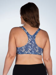 The Serena Wirefree Sport Full Figure Bra