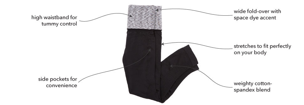 Control High-Waist Legging - Product Detail View