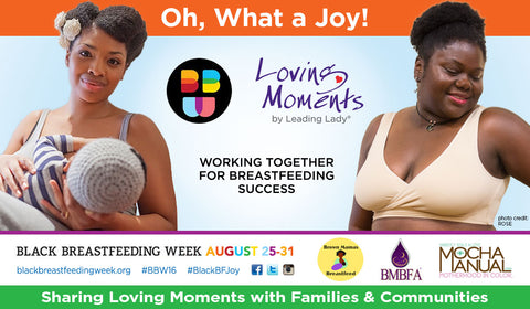 Black Breastfeeding Week 2016: The Joys of Breastfeeding