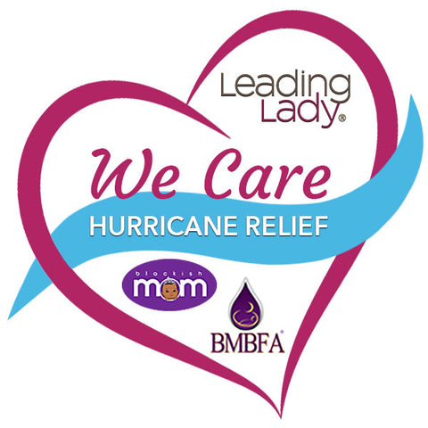 Leading Lady Partners with Humanitarian Groups to Support Hurricane Relief Efforts