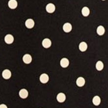 Black/Tan Dot