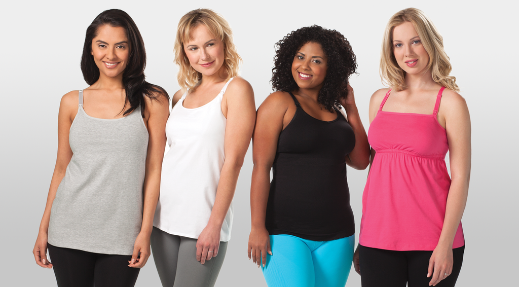 fe8cda177be54 A Blog For Real Women. Our Solutions  The Best Nursing Layering Tank Tops  ...