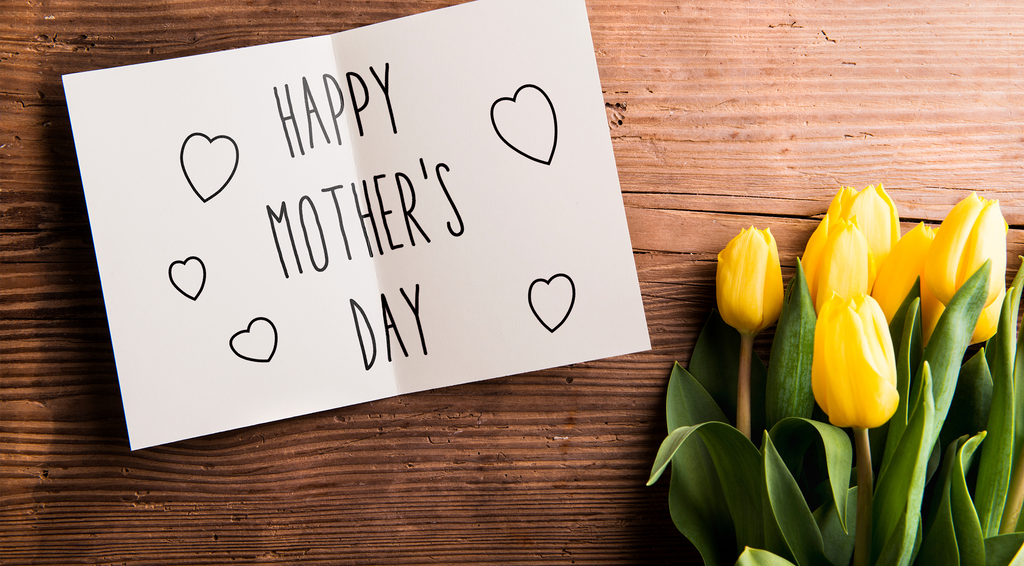 Giving Comfort, Support & Love this Mother's Day