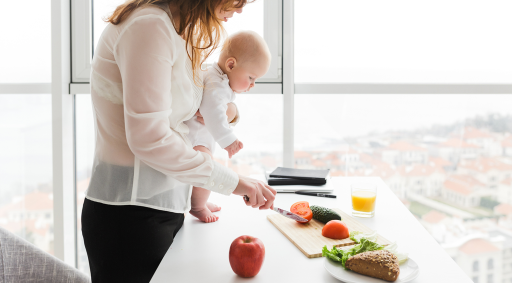 The Importance of Nutrition During Breastfeeding – Leading Lady Inc.
