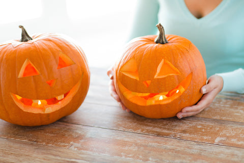 Earth-Friendly Halloween Decorations